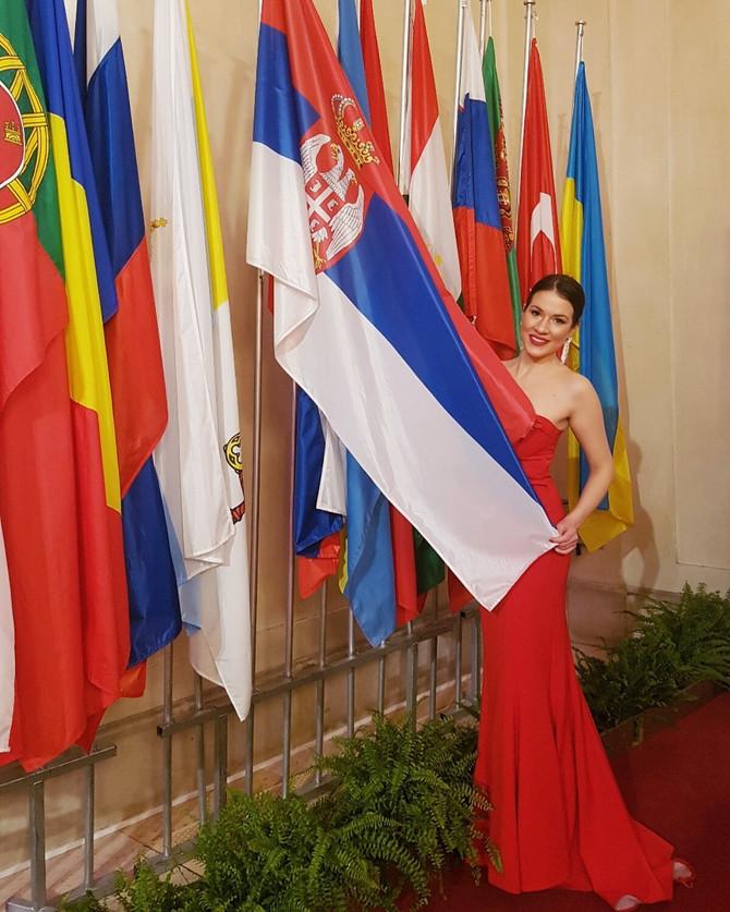Srbiju u svetu predstavlja na najbolji mogući način