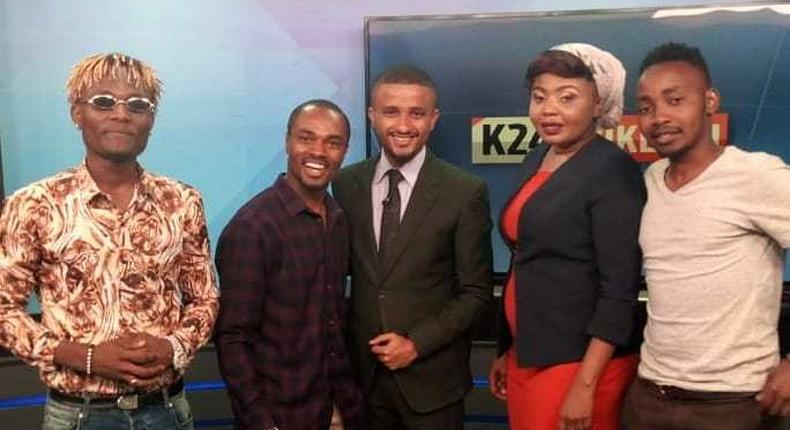 Investigative reporter Frank Wallah joins KTN barely a month after quitting K24