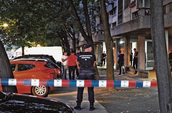 Član škaljarskog klana Vladimir Popović ubijen je u Beogradu kao i njegov advokat Miša Ognjanović