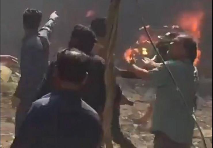 Pakistan, avion