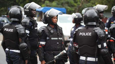 Police shoot suspected robber at GIMPA/Fiesta Royal junction