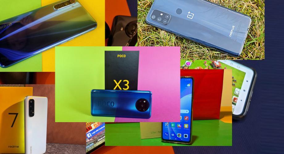 Top 5: Smartphones mit mehr als 60 Hz bis 200 Euro