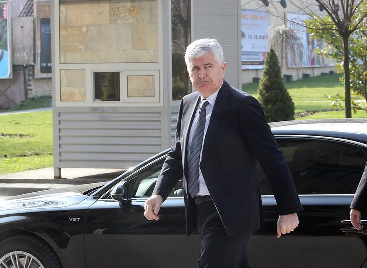 Dragan Covic HDZ BiH