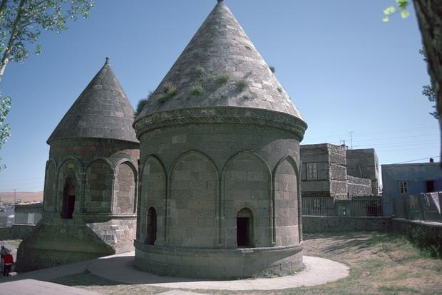 Öşk Vank. Najpiękniejsze miejsca Turcji
