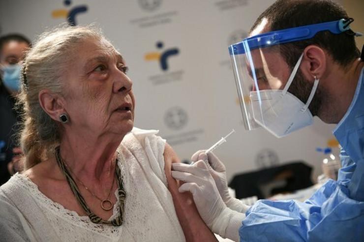 Grčka vakcina