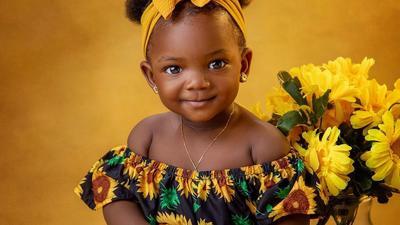 Adekunle Gold and Simi celebrate daughter as she turns 1
