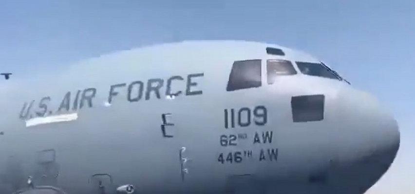 Amerykanie zakończyli wycofywanie swoich sił z Afganistanu