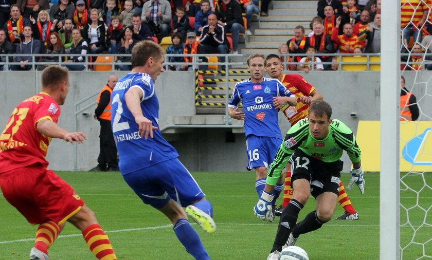 Jagiellonia Białystok vs. Ruch Chorzów