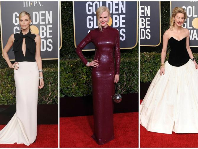 Holivudske dive sinoć su bile SAVRŠENO OBUČENE, ali umesto u njihove raskošne haljine, BAŠ SVI su gledali u OVAJ DETALJ: Vidite li oko čega se digla BURA?