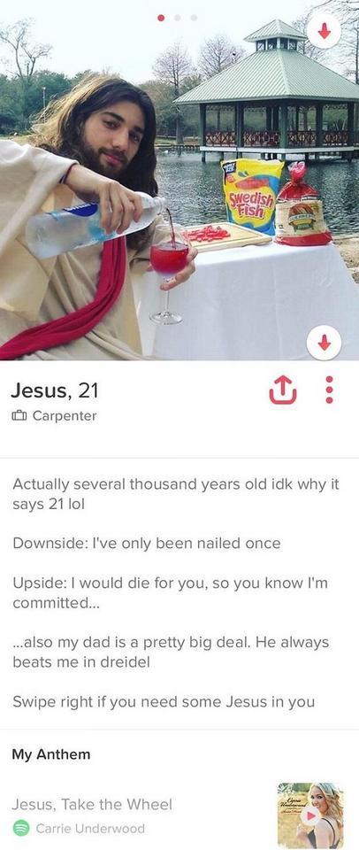Najdziwniejsze profile witryn randkowych