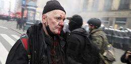 Marsz Niepodległości. Legendarny fotoreporter postrzelony w twarz