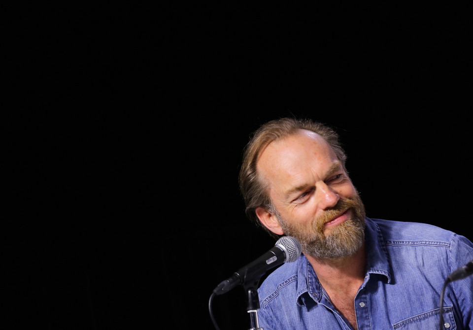 10. Hugo Weaving (fot. Getty Images)