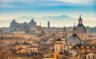W Rzymie zamknięte prawie wszystko hotele. Jedna czwarta już na zawsze