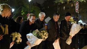 Artyści składają hołd ofiarom zamachu w Paryżu: komentarze, zdjęcia, odwołane koncerty