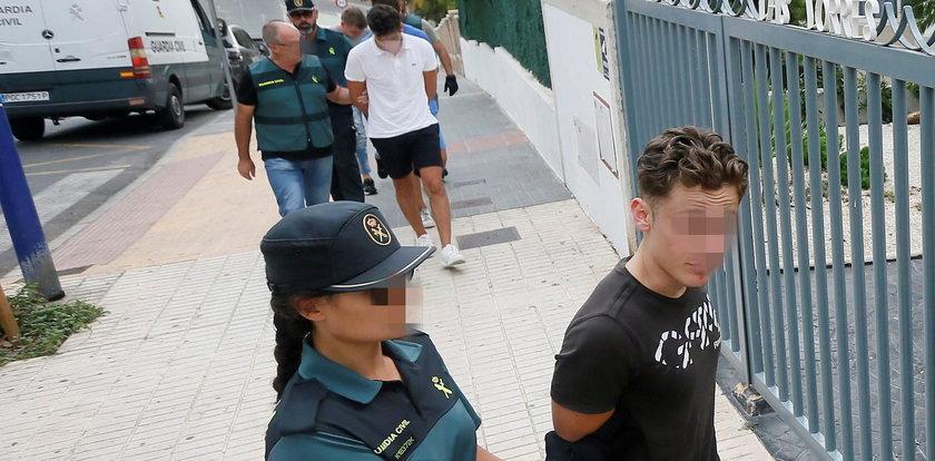 Zbiorowy gwałt na 20-letniej turystce w Hiszpanii