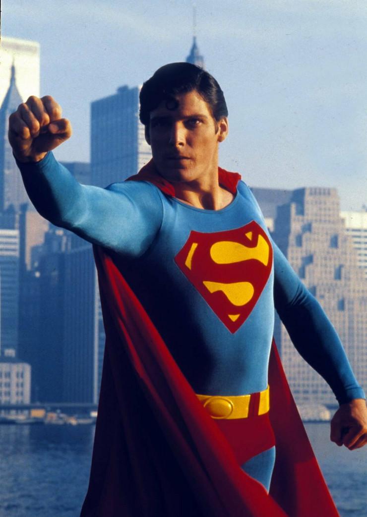 Kristofer Riv- Supermen