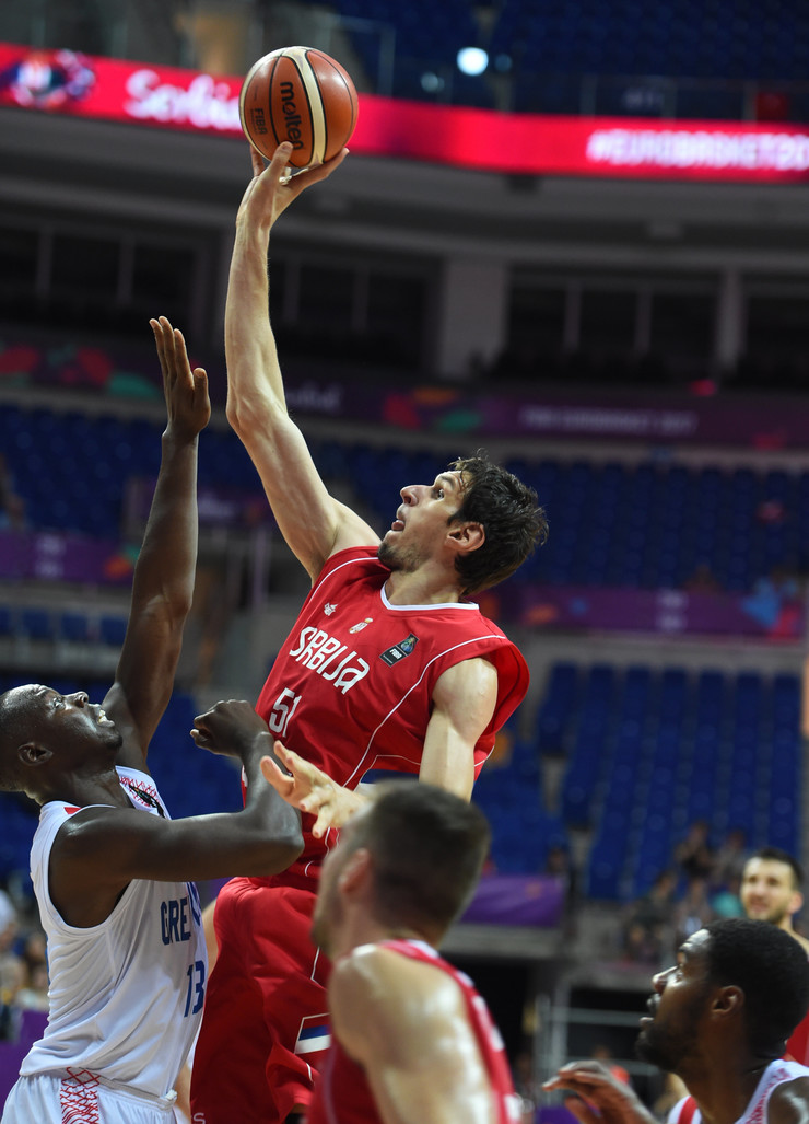 Košarkaška reprezentacija Srbije, Košarkaška reprezentacija Velike Britanije