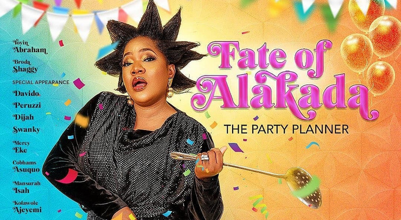 Toyin Abraham shares 5 reasons to anticipate 'Fate of Alakada: The Party Planner'