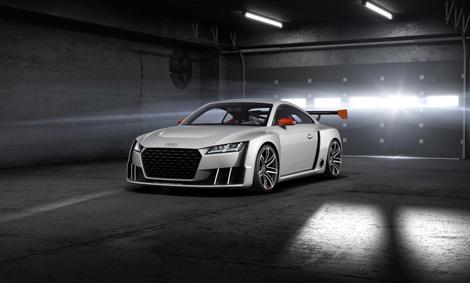 Wörthersee: Audi TT clubsport turbo i 600 KM