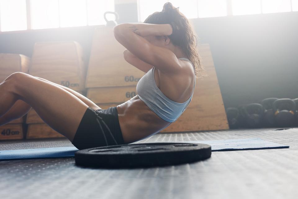 Trenuj mięśnie