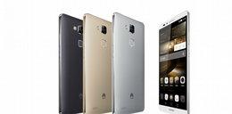 Serwis telefonów Huawei w domu!