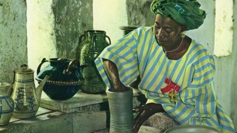 Did you know about Ladi Kwali, the woman on the 20 naira note?
