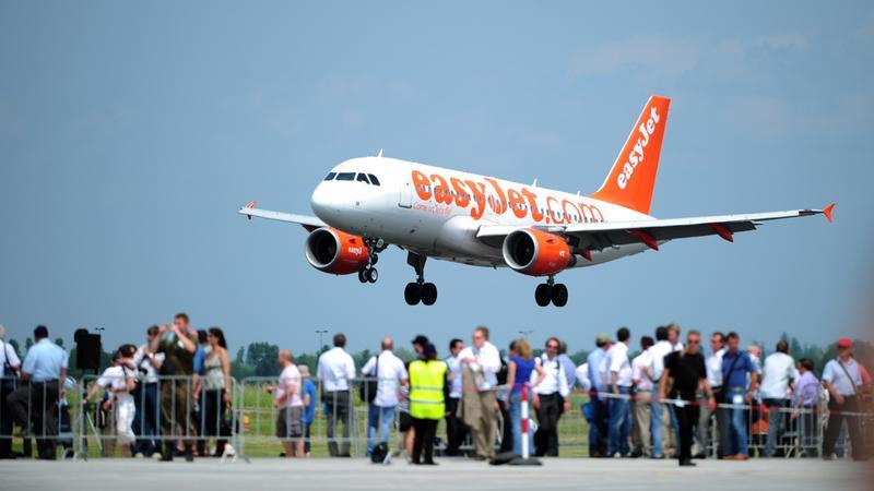 Samolot linii easyJet