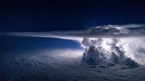 Pilot zrobił niezwykłe zdjęcie 11 km nad Ziemią