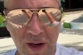 PUNJENJE BATERIJA JE U TOKU Željko sa Jovanom na luksuznoj destinaciji
