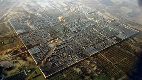 W Dubaju powstanie dzielnica przyszłości dla pieszych i rowerzystów