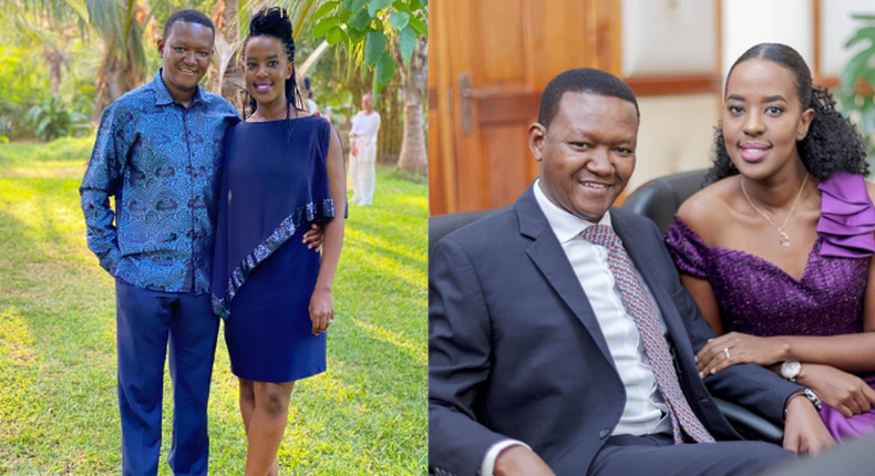 Governor Alfred Mutua & Wife Lillian Nganga Announce Separation (Statement)