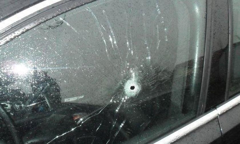 Policjant postrzelił 22-latka