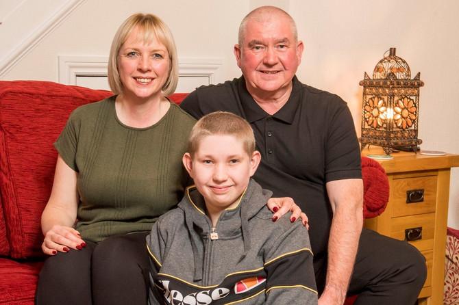 Saznali su i da je njihov sin Evan pobedio rak