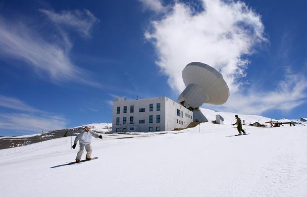 Obserwatorium, Sierra Nevada
