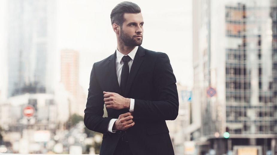 8 zasad eleganckiego mężczyzny