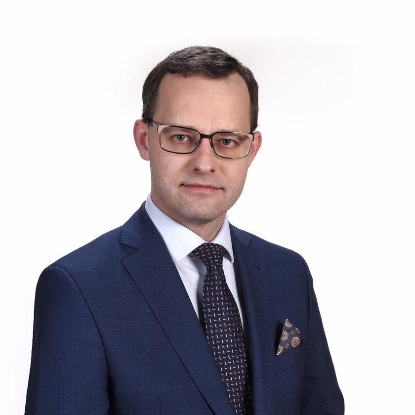 Marcin Romanowski - wiceminister sprawiedliwości