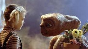 """Niesamowity """"E.T."""""""