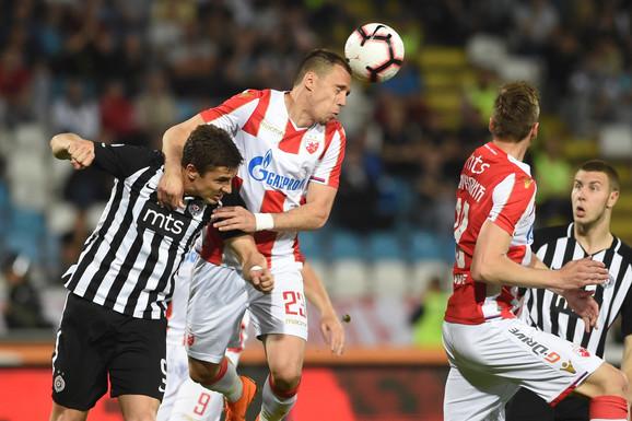 Fudbaleri Zvezde do sada su u prvenstvu postigli 92 pogodka
