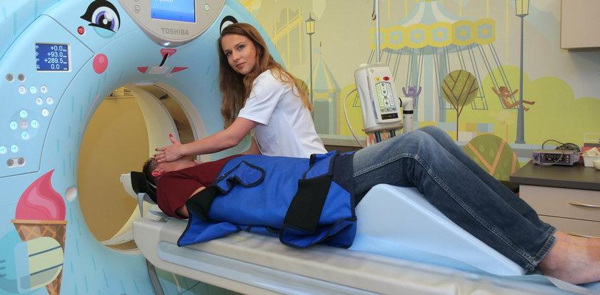 NFZ Łódź: rezonans i tomograf bez kolejki