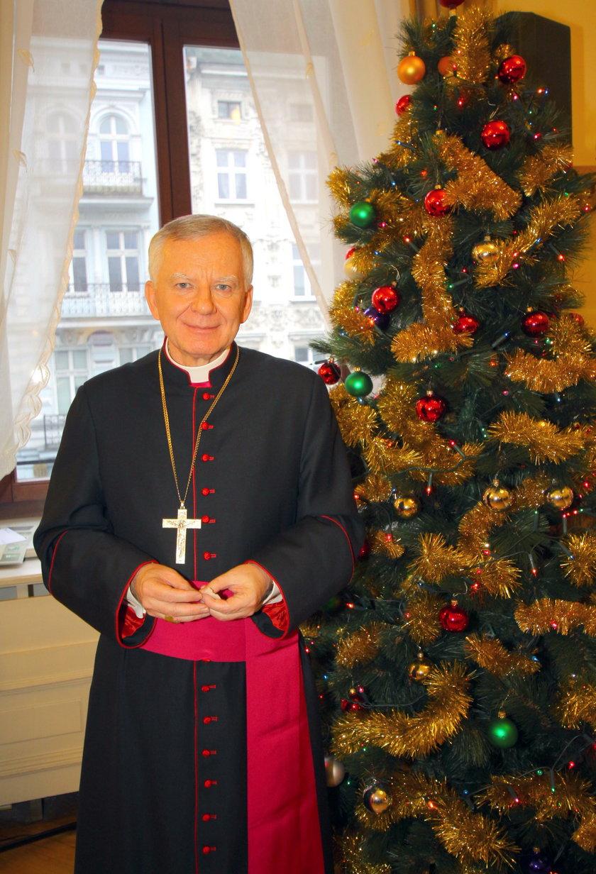 Abp. Marek Jędraszewski będzie jedynym gościem spotkania opłatkowego w Radzie Miasta Krakowa?