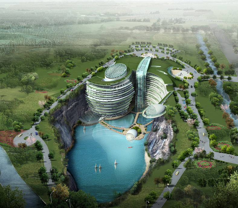 InterContinental Shimao w Songjiang