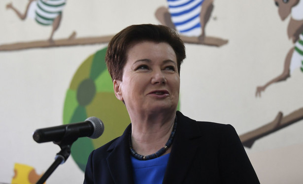 Wyraziła też obawę, że prace komisji mogą spowolnić działania prokuratury ws. reprywatyzacji