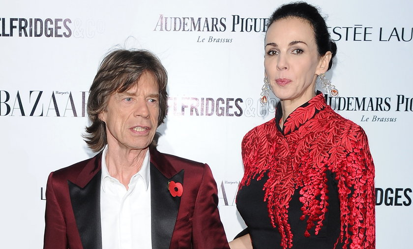 Nie żyje partnerka Micka Jaggera