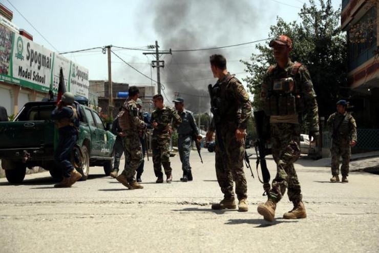 Avganistan eksplozija EPA