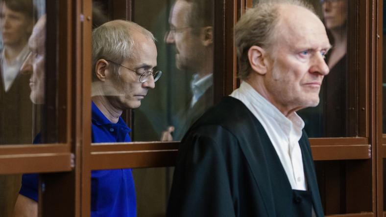 Mężczyzna został skzany na 12 lat więzienia