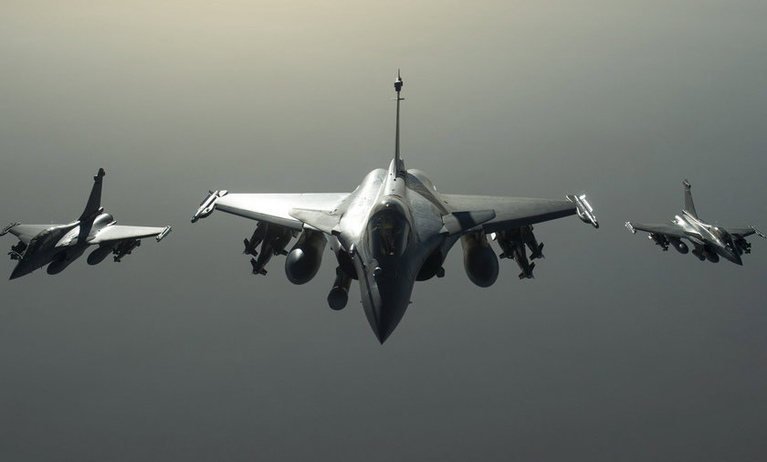 Francuski myśliwiec