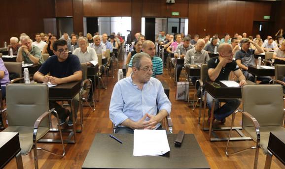 Sa obuke za upravnike u Privrednoj komori Srbije