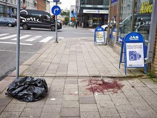 Multiple stabbings in downtown Turku