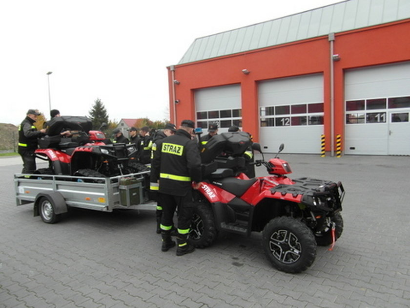 Straż pożarna w Wielkopolsce ma nowy sprzęt