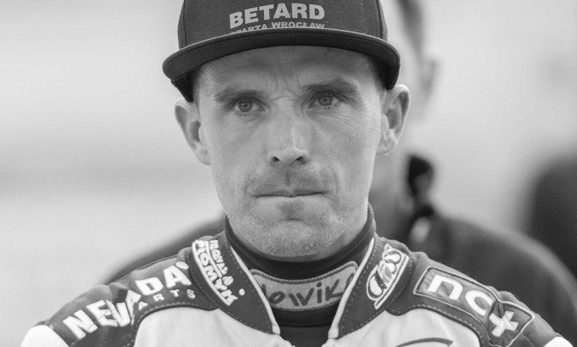 Tomasz Jędrzejak zmarł w wieku 39 lat